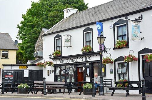 Pub, Irish Pub, Irish, Billboard, Beer Garden, Economy
