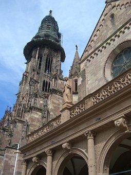 Münster Tower, Integrated, Rehabilitation, Steeple