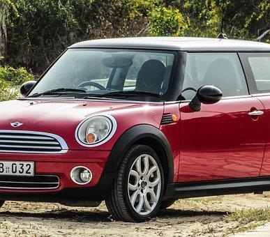 Car, Mini Cooper, Automobile, Sport, Vehicle, Style