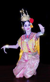 Thai Dance, Thai, Culture, Thailand, Traditional