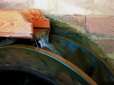 Mill, Water Mill, Waterwheel, Water, Mill Wheel