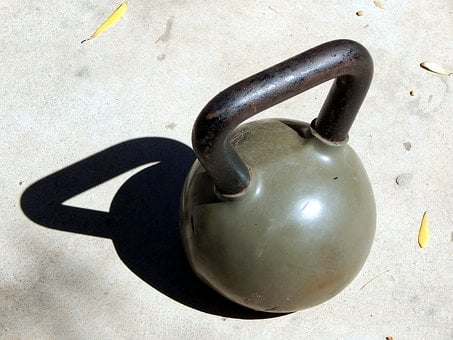 Kettlebell, Fitness, Exercise, Weights, Russia