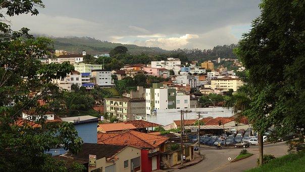 City, Itabira, Minas, Brazil