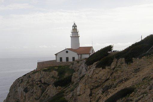 Lighthouse, Canary Islands, La Reptiles, Trail, Island