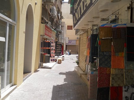 Suk Market, Dubai, United Arab Emirates, Market, Arab