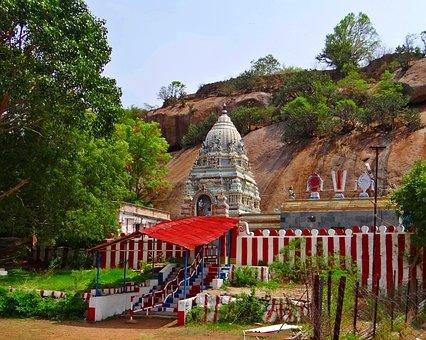 Ramgiri Hills, Temple, Ramadevara Betta, Bangalore