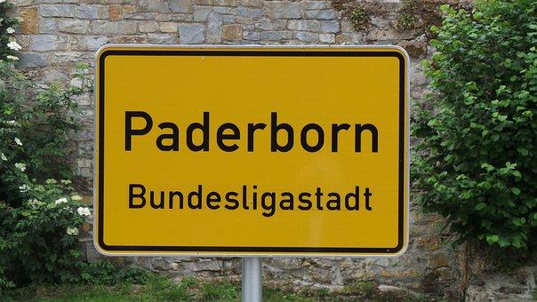 Paderborn, City, Scp, Shield