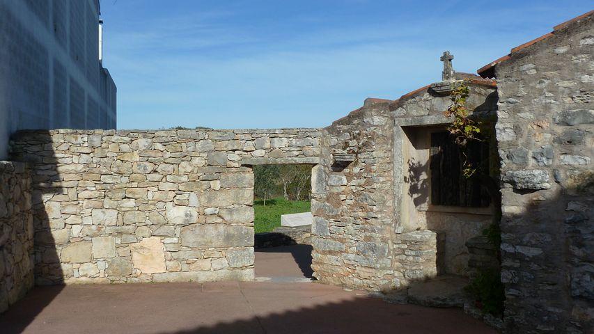Stonework, Old Archway, Fatima, Portugal, Historical