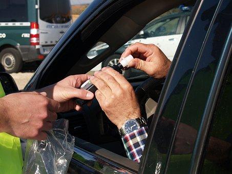 Test, Breathalyzer, Driver, Breath Control