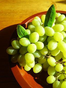Ceongpodo, Grapes, Chartreuse, Basket, Fruit