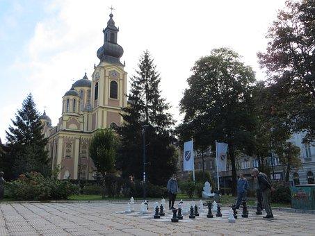 Cathedral, Church, Nativity Of The Theotokos, Sarajevo
