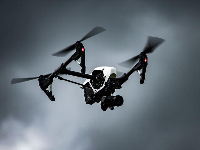 Multicopter, Drone, Quadrocopter, Copter, Inspire