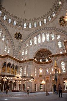 Mosquée, Turkey, Istanbul, City