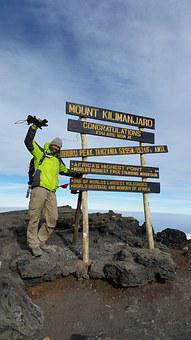 Kilimanjaro, Mountain, Mountaineering, Mountains