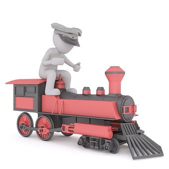 Railway, Thoughts Result, Teach, Train, To Practice