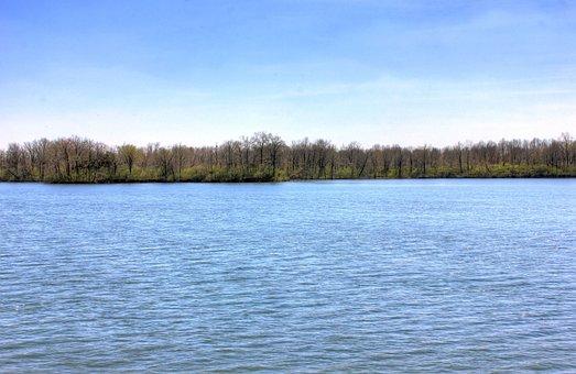 Sanchris Lake, Usa, Illinois, Sangchris Lake State Park