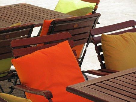 Bar, Local Hard Drive, Pillow, Table, Chairs, Seats