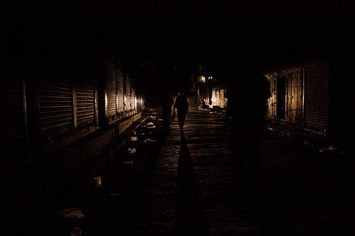 Shadows, Night, Shadow Play, Light And Shadow, Mystery