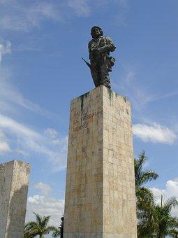 Che Guavarra, Statue, Mausoleum, Al Comandante, Cuba