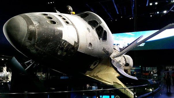 Atlantis, Kennedy Space Station, Astronaut, Space