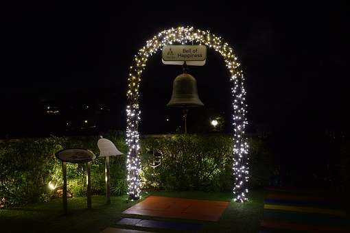 Bell Of Happiness, Mt Faber, Singapore