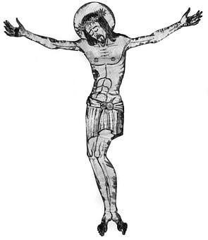 Jesus, Christ, Jesus Christ, Cross, Crucifixion, Figure