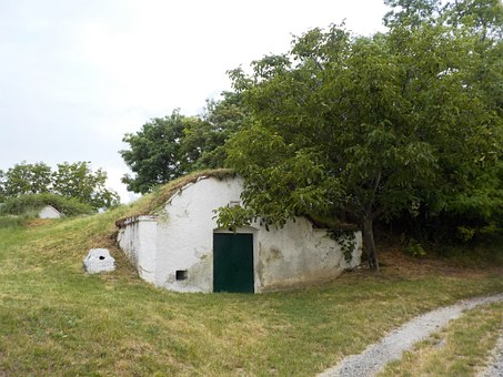 Cellar, Kellergasse, Lower Austria, Inhospitable, Leave
