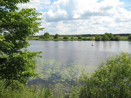 River, Dubna, Ratmino