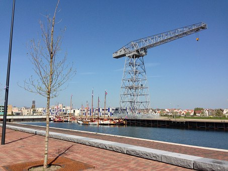 Schelde Quarter, Schelde Faucet, Dock Port, Vlissingen