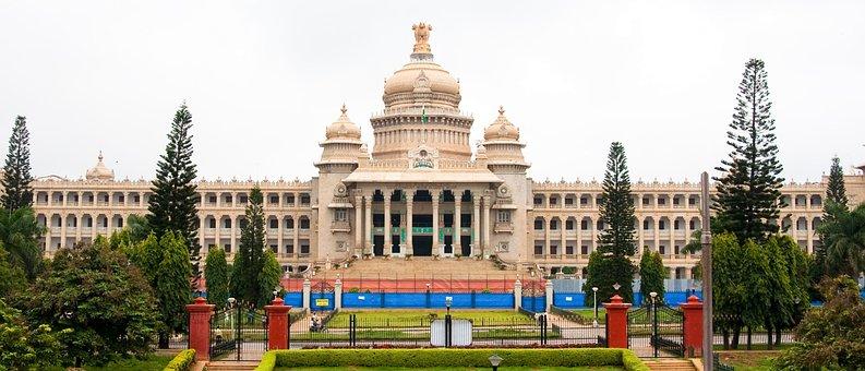 Palace, Falaknuma, Tourist Places, Karnataka, Bangalore