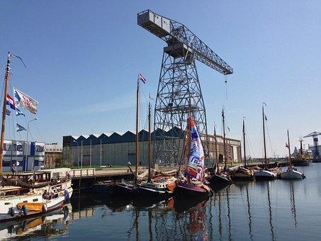 Dock Port, Schelde Quarter, Vlissingen, Zealand