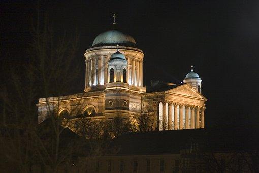 Esztergom, Basilica, Church, Basilica Cathedral