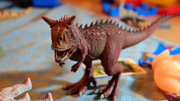 Carnotauro, Dinosaur, Toy