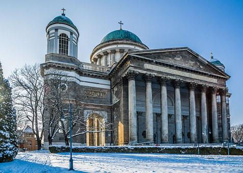 Basilica, Esztergom, Catholic, The Danube Bend