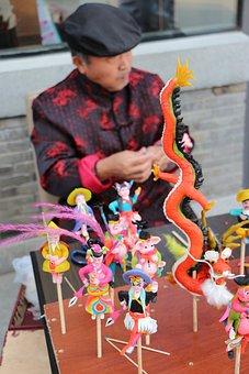 Sugar Man, Chinese Traditional, Dough
