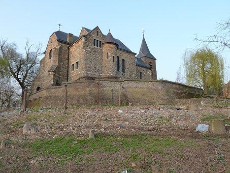 Church, Roermond, Limburg, St, Dionysius, Monument