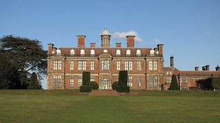 Country House, House, Estate, Architecture, Building