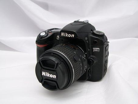 Camera, Lens, Nikon, Nikon D80, D80