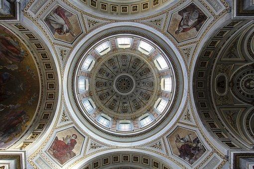 Dome, Basilica, Cathedral, Esztergom