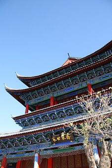 In Yunnan Province, The Scenery, Building