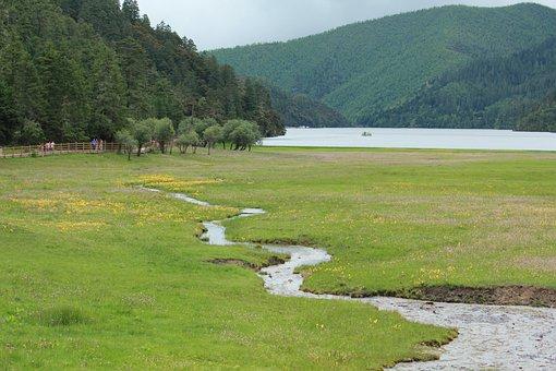 Jiang, In Yunnan China, Nature, Landscape
