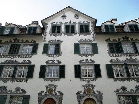 Architecture, Building, Scherbhaeuser