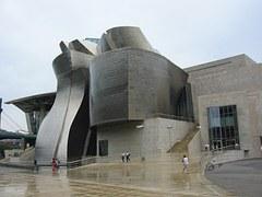 Bilbao, Museum, Spain, Architecture, Modernistic
