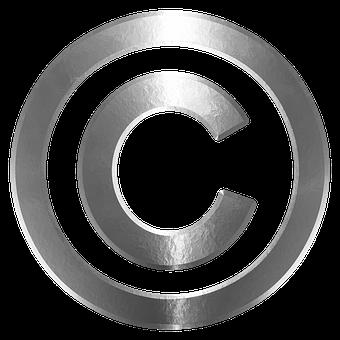 Icon, Symbol, Copyright, Label, Button