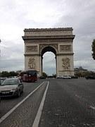 Triumph Arc, Architecture, Landmark, Paris, Europe