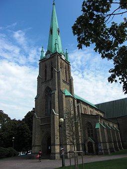 Hagakyrkan, Gothenburg, Sweden, Church