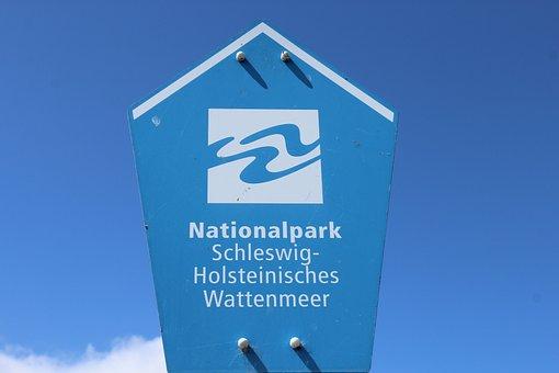 Schleswig-holstein Wadden Sea, Shield, National Park