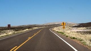 Winding Road, Road Trip, Trip, Roads