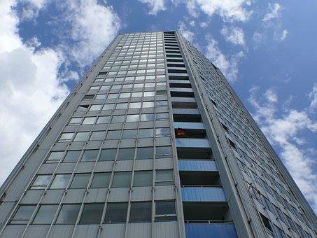 Wickingerturm, Schleswig, Building, Skyscraper, Germany