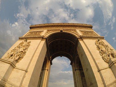 Arc, Triumph, Paris